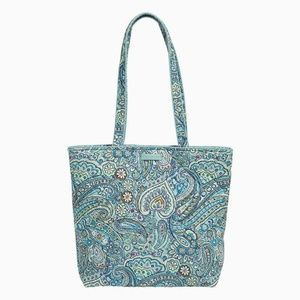Vera Bradley Iconic Tote Bag - Discontinued Print!